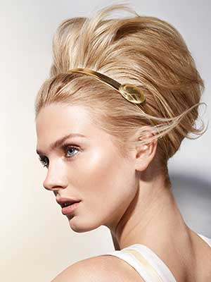 Total Look Monmouth for bridal hair and wedding day hair care