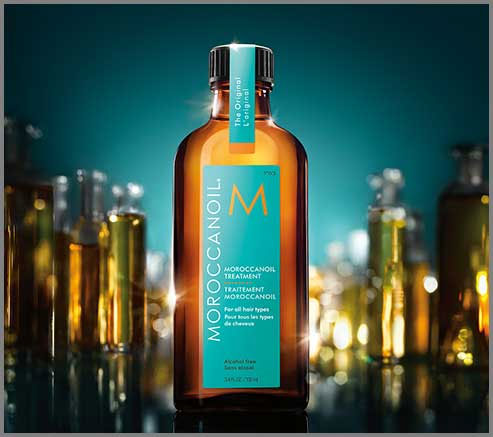 Moroccan Oil available to buy at Total Look Hair Salon